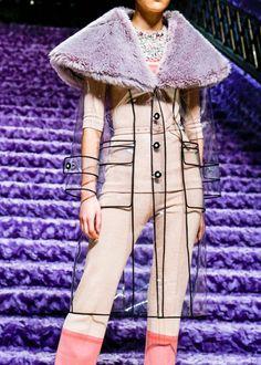 Miu Miu / Fall 2017 Collection   Paris Fashion Week