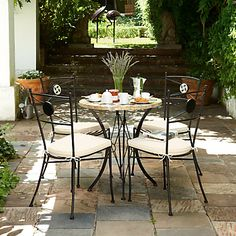 Cast Iron Garden Furniture Sale on Cast And Wrought Iron In Outdoor ..., 400x400 in 73.6KB