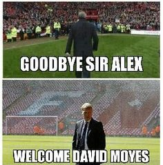 But welcome to the new era David Moyes, Manchester United Soccer, United We Stand, All Team, First Love, My Love, Sports Pictures, Man United, The Unit