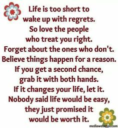 Life is short indeed!