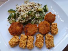 Food Ideas, Grains, Rice, Canning, Meat, Chicken, Recipes, Vegane Rezepte, Recipies