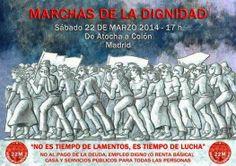 El Blog de la Loles Independiente 2: En toda España, el día 22 de marzo