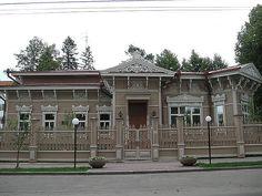 Томск, ул.Белинского.