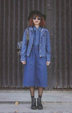 More looks by Phen Holy: http://lb.nu/phenholy  #grunge #minimal #punk