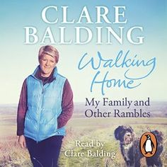 Literary Flits: Walking Home by Clare Balding + Giveaway