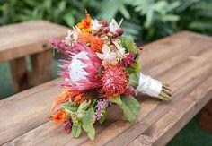 bridal bouquet | She Wanders | http://www.theknot.com/weddings/album/a-granola-glam-wedding-at-san-diego-botanical-gardens-in-encinitas-california-176329