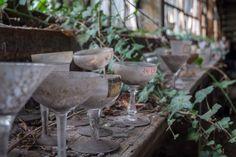 abandoned cristallerie in belgien. lost place in belgium.