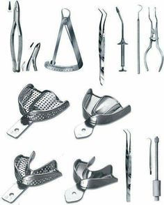 Manufacturer of dental surgical and beauty instruments