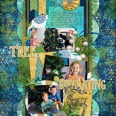 TreeDecorating by ksbella