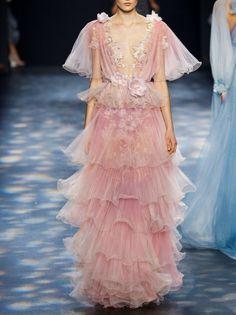 """skaodi: """" Marchesa Fall 2016. New York Fashion Week. """""""