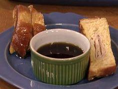 Turkey Swiss French Toast from Rachael Ray