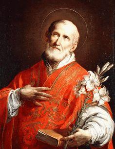 """""""Saint Philip Neri"""" for laughter"""