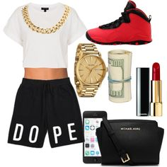 Untitled #129, created by kgoldchains on Polyvore