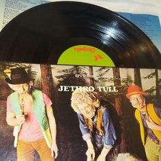 Jethro Tull Vinyl LP This Was Chrysalis ‎CHR 1041 Ex US 1973 Classic Blues Rock #BluesRock