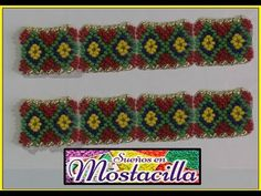 Friendship Bracelets, Youtube, Cards, Jewelry, Arm Candies, Molde, Crochet Squares, Tutorials, Beads