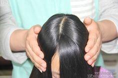 Hair Buns, Hairline, Long Hair, Hair Styles, Fashion, Hairstyle, Hair Plait Styles, Moda, Fashion Styles