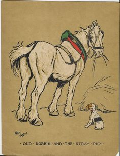Animal Art Prints, Animal Paintings, Dog Prints, Horse Drawings, Animal Drawings, Horse Sketch, Horse Wall Art, Equestrian Gifts, Vintage Horse