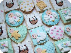 Bebek Doğum & Baby Shower | Mutlu Dükkan - Butik Kurabiye, Cupcake ve Pastalar