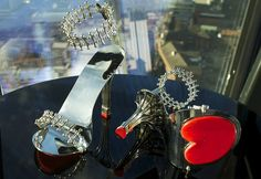 World's Most Beautiful Stilettos Will Last Forever For $130,000 - Pursuitist