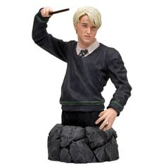 #Harry potter gentle #giant draco malfoy mini bust statue, limited #edition 5000,  View more on the LINK: http://www.zeppy.io/product/gb/2/361102468206/