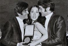 """Efemérides de Madrid. 6 de Abril. 1968.- La cantante madrileña Massiel gana en Londres el Festival de Eurovisión, con su famosísimo """"La, la, la""""."""