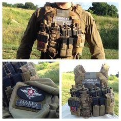 Haley Strategic D3CR integration with Shellback Tactical Banshee