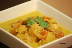 Fish Mappas (Kerala Recipe)