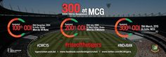 Do we know the results of the 100th and 200th matches the Tigers played? #INDvBAN #riseofthetigers #CWC15