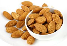 """Almonds    Inflammation Fighter  These energy-rich snacks lower bad cholesterol, thanks to plant sterols, and benefit diabetics by lowering blood sugar. They're also rich in amino acids, which bolster testosterone levels and muscle growth. """"Eat a third of a cup a day with the skins on. The skin is full of antioxidants,"""" says Bowerman."""