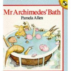 Mr Archimedes' Bath - capacity