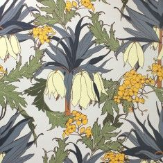 Wallpapers | Abigail Borg | Surface Pattern Designer & Floral Illustrator | Traditional Surface Pattern Design
