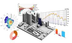 BIM Operations Facility Management conceptual energy analysis drawing