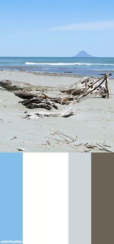 White Island, Whakatane Color Scheme