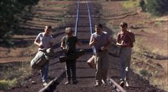 Stand By Me Dir: Rob Reiner DoP: Thomas Del Ruth Year: 1986