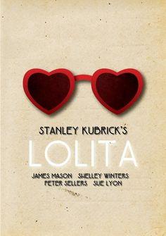 Fuck Yeah, Movie Posters! — Lolita by Linda Hordijk