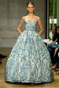 Oscar de la Renta Resort 2007 Collection on Style.com: Complete Collection