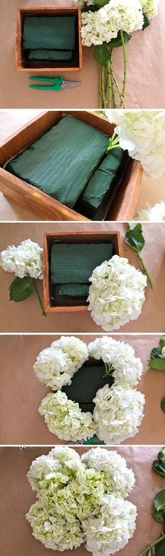 Tutorial on creating a beautiful wedding centerpieces!