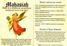5. Mahasiah - �ngel Guardi�n