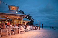 Best outdoor beach dining on Anna Maria Island: The Sandbar