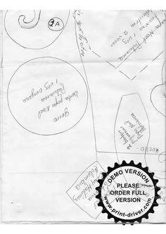 FELTRO MOLDES ARTESANATO EM GERAL: PAPAI NOEL COM MOLDES Petunias, Order Prints, Doll Patterns, Santa, Place Card Holders, Diy Crafts, Christmas, Type 3, Colorado