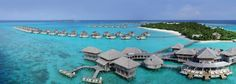 Here's the ultimate list of the best Maldives resorts for your next tropical vacation. Which Maldives resort is perfect for you? Find out now. Best Resorts In Maldives, Maldives Vacation, Maldives Resort, Romantic Destinations, Amazing Destinations, Vacation Destinations, Dream Vacations, Vacation Places, Vacation Spots
