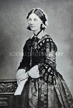 Florence Nightingale, British nurse