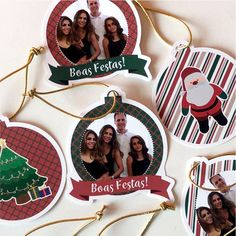 Para uma Árvore de Natal personalizada com os principais integrantes da festa: sua família! Use também como ta para os presentes. Fica uma graça! 🎄 . Personalize em 👉 www.fabeestore.com.br . #fabeestore #etiquetasdevinil #etiquetasescolares #etiquetaspersonalizadas #etiquetas #adesivos #natal #arvoredenatal #xtmas #enfeitedenatal #boladenatalpersonalizada Bee, Christmas Ornaments, Holiday Decor, Happy Holidays, Packaging, Gifts, Stickers, Honey Bees, Christmas Jewelry