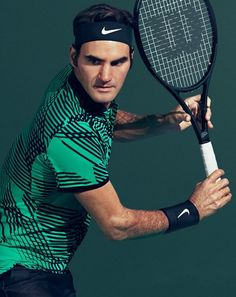 Roger Federer - Indian Wells - Mars 2017 - tenue vestimentaire Nike printemps 2018