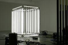 Andrei Molodkin, Liquid Modernity Installation View, 2009