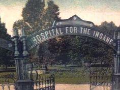 nice Trans-Allegheny Lunatic Asylum--Weston, West Virginia...