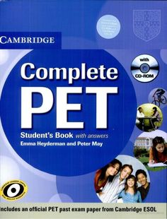 All the books you need for the Cambridge English Preliminary (PET) exam. Level: Pre-Intermediate / A Preliminary qualification shows that you have mastered the basics of English and now have practical language skills for everyday use. English Grammar Book, English Exam, English Book, Teaching English, English File, Cambridge Pet, Cambridge Exams, Cambridge English, Past Exam Papers