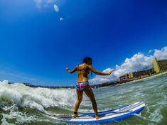Surfing Myrtle Beach with Jack's Surf Lessons and Board Rentals