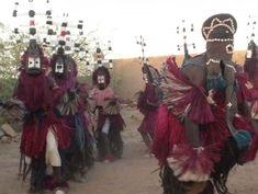 Voodoo Dancers in Mali, West Africa Photographer Elisa Kotin
