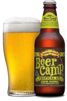 Sierra Nevada Beer Camp Tropical IPA: week of 1/4/2016!